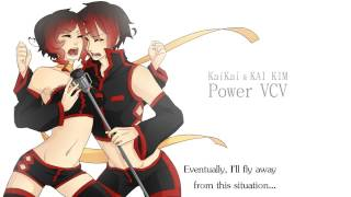 POWER APPEND DEMO - 【KaiKai & KAI KIM】- Scream - 【UTAU】