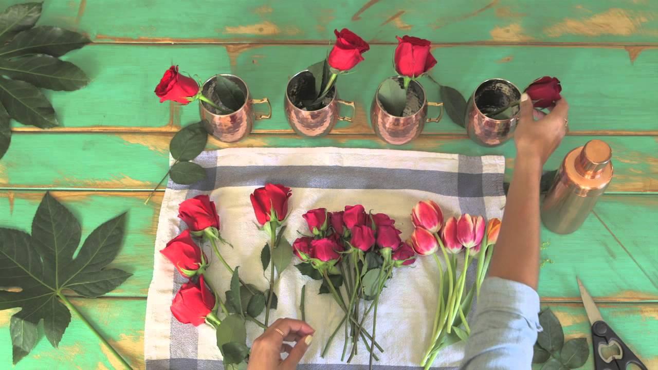 Pier 1 imports diy moscow mule mug vases youtube pier 1 imports diy moscow mule mug vases reviewsmspy
