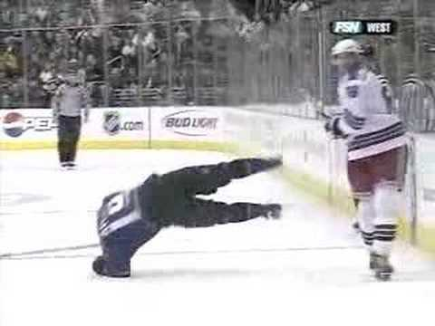 The Night Jaromir Jagr Almost Killed Sean Avery