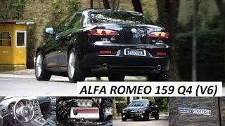 Garagem do Bellote TV: Alfa Romeo 159 Q4 3.2 V6 (exemplar único)