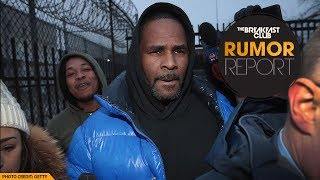 R. Kelly Posts Bail, Heads to McDonald's Where He Allegedly Used to Scout Teenage Girls