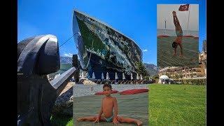 Transatlantik Hotel & Spa, летние приключения гимнаста в Турции