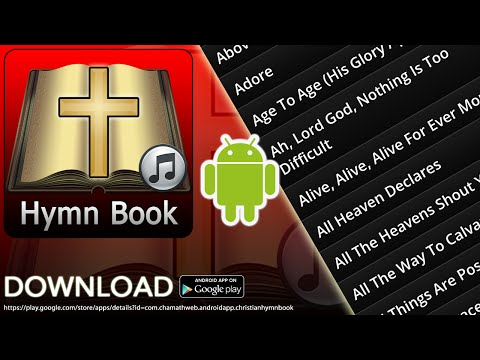 Ancient And Modern Hymn Book App