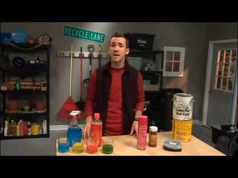 Scott The Recycle Guy - Household Hazardous Wastes