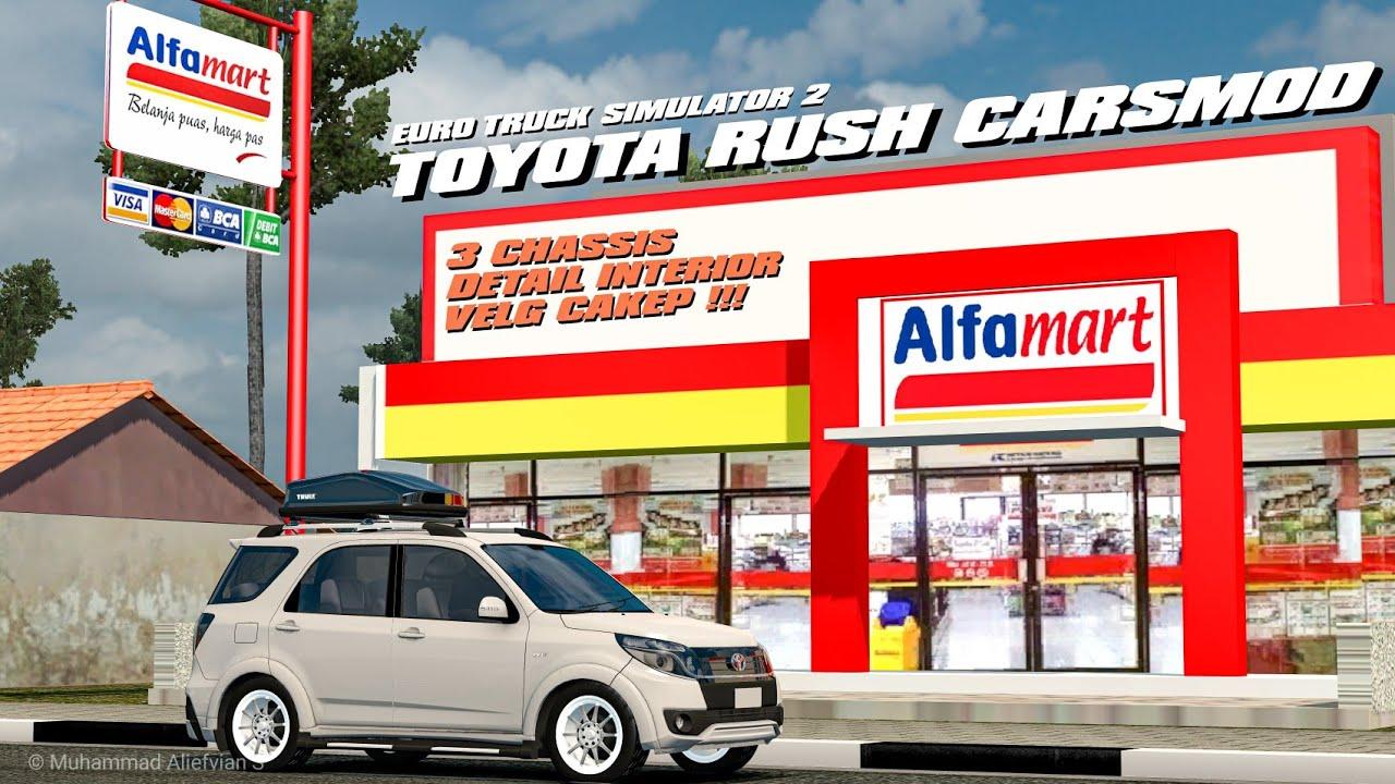 7700 Koleksi Mod Mobil Rush Gratis