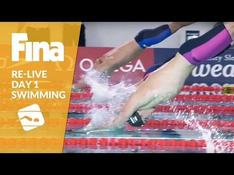 Re-Live | Day 1 - FINA/airweave Swimming World Cup 2016 #1 Paris
