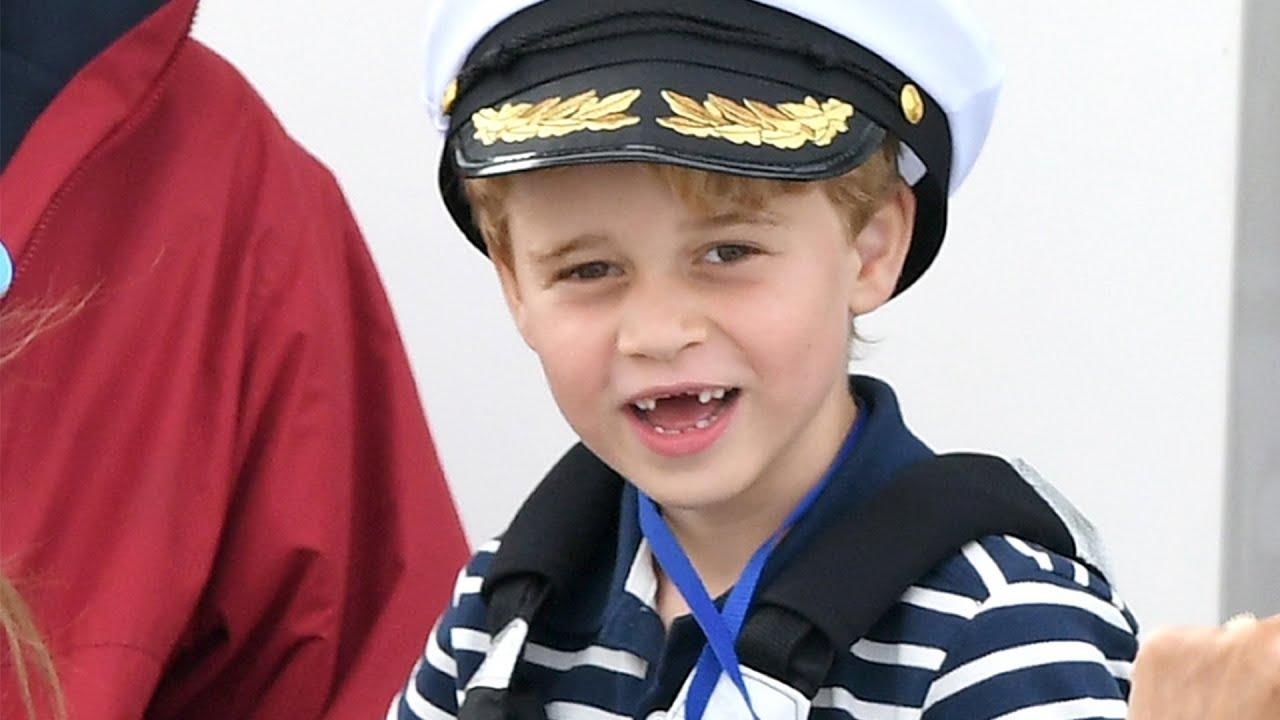 Prinz George - Kleiner Käpt'n Zahnlücke! Auf hoher See mit Opa und Oma