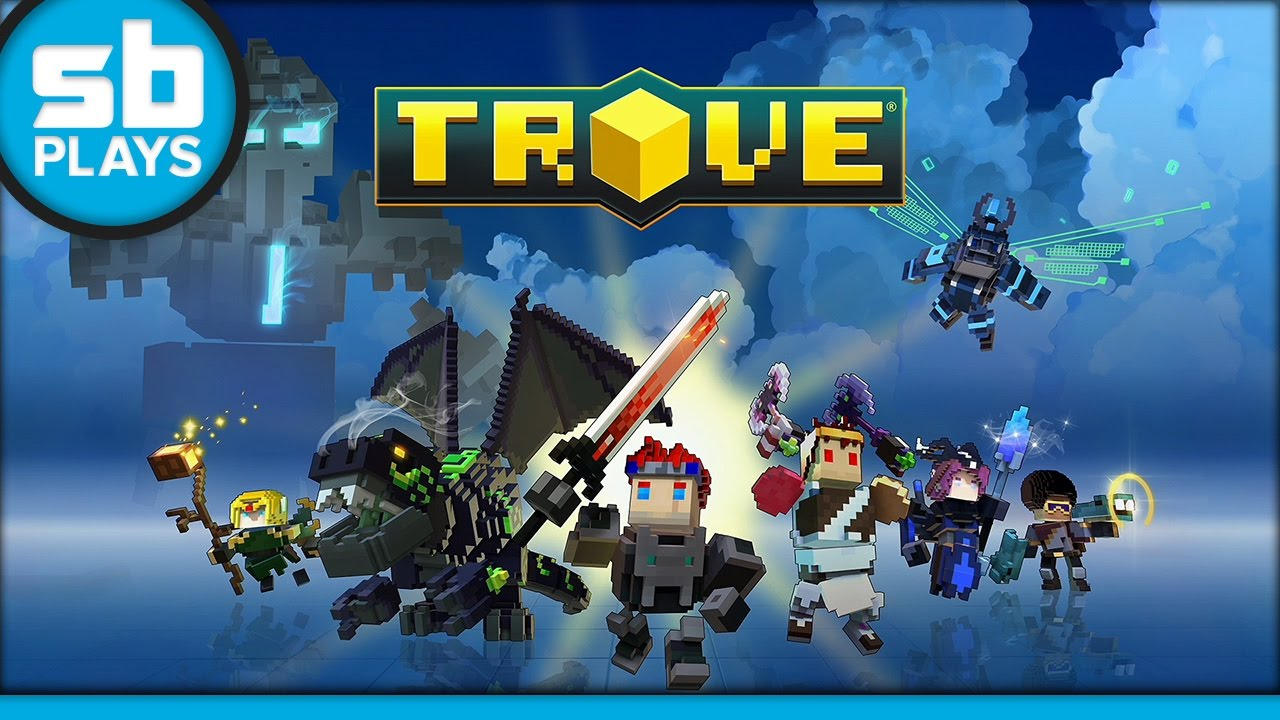 First Play: Trove (PS4)