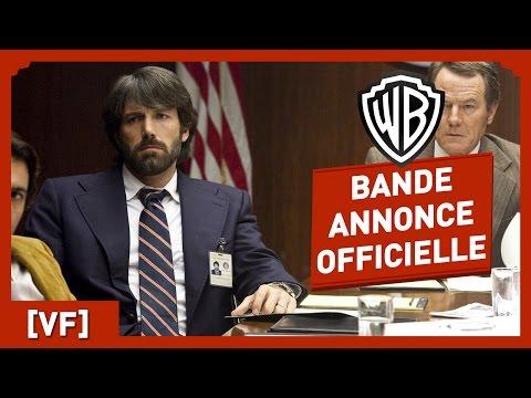 ARGO - Bande Annonce Officielle 1 (VF) - Ben Affleck / Bryan Cranston / John Goodman