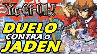 Yu-Gi-Oh! GX Duel Academy - Duelo Épico Contra o Jaden!!