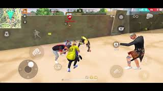 Garena Free Fire King Of Factory Fist Fight - Amazing Headshot Gameplay | PK Gamers Free Fire