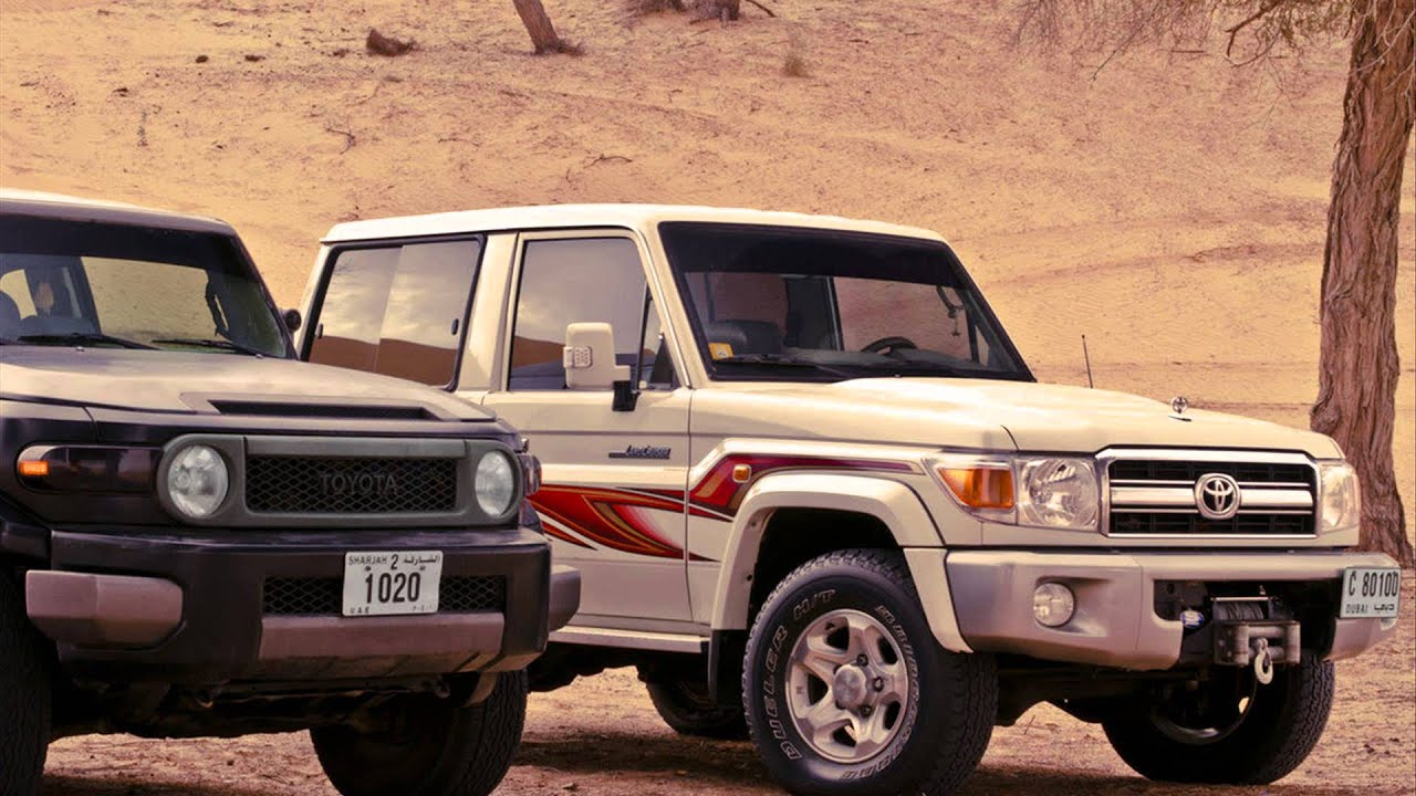 Toyota Land Cruiser 70 Youtube