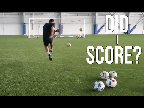 Top Bins Tekkers And Sunday League Action - (VLOG)