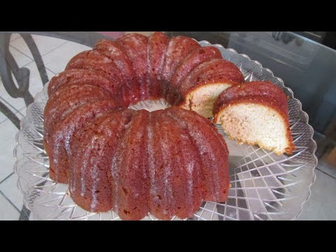 How To Make A Diabetic Vanilla Almond Pound Cake