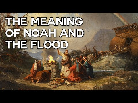 The Meaning of Noah and the Flood - Swedenborg and Life