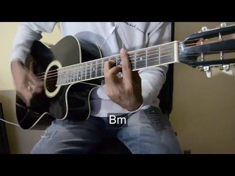 Hasi Ban Gaye - Hamari Adhuri Kahani guitar cover & Lesson
