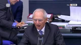 Antrag der Fraktion der AfD: Verbot der Antifa - Debatte im Deutschen Bundestag