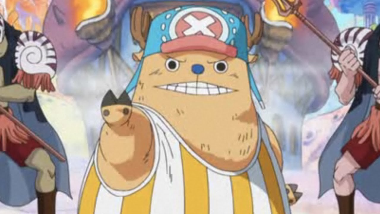 One Piece Wallpaper Hd One Piece Episode 533 Review Chopper S Kung Fu Point