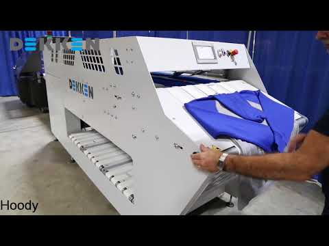 DEKKEN - Your Textile folding Equipment Specialist