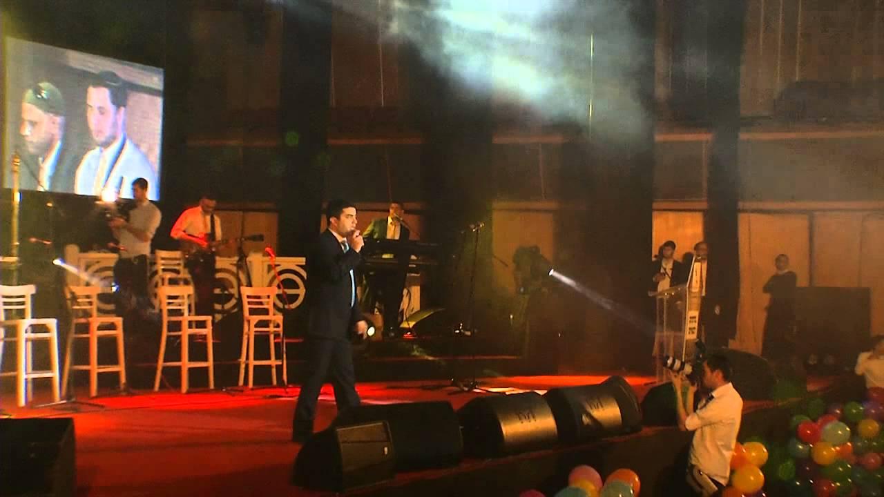 אלי הרצליך ודביר כהן ותזמורתו  מחרוזת בחכמה בנייני האומה | Eli Herzlich Bechochmo Medley Show