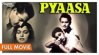 Pyaasa 1957 Full Movie | Guru Dutt , Mala Sinha, Waheeda Rehman | Bollywood Classic Movies