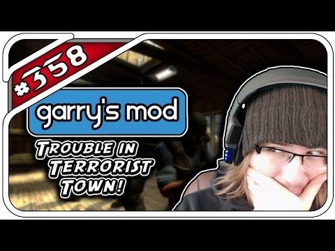 TROUBLE IN TERRORIST TOWN #358 - DAS MESSER IST LEGAL! - Let's Play TTT - Dhalucard