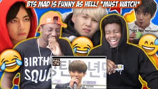 Download lagu BTS Angry and Annoyed Moments (REACTION) *MUST WATCH*