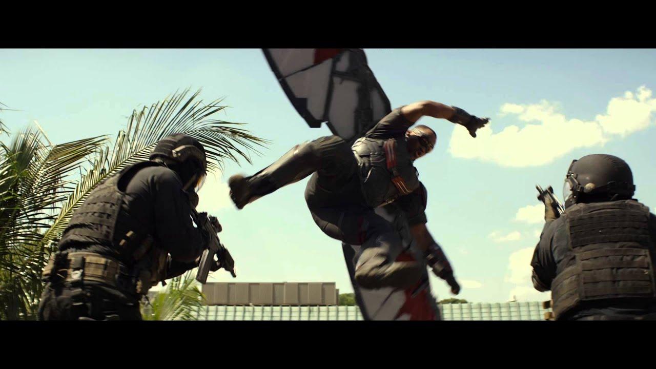 Captain America : Civil War - Première bande-annonce VOST | HD