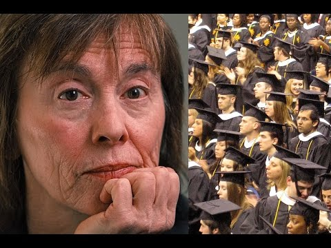 Camille Paglia: 'Universities Are an Absolute Wreck Right Now'