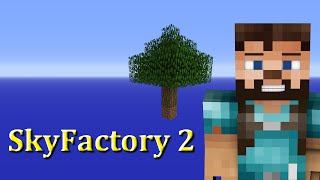 Sky Factory 2 - Ep. 21 - QED