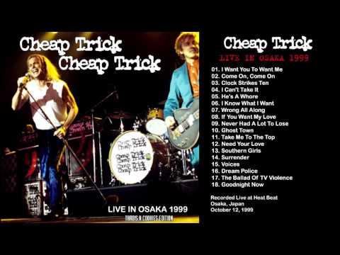 Cheap Trick - 1999-10-12 Heat Beat, Osaka, Japan Remaster