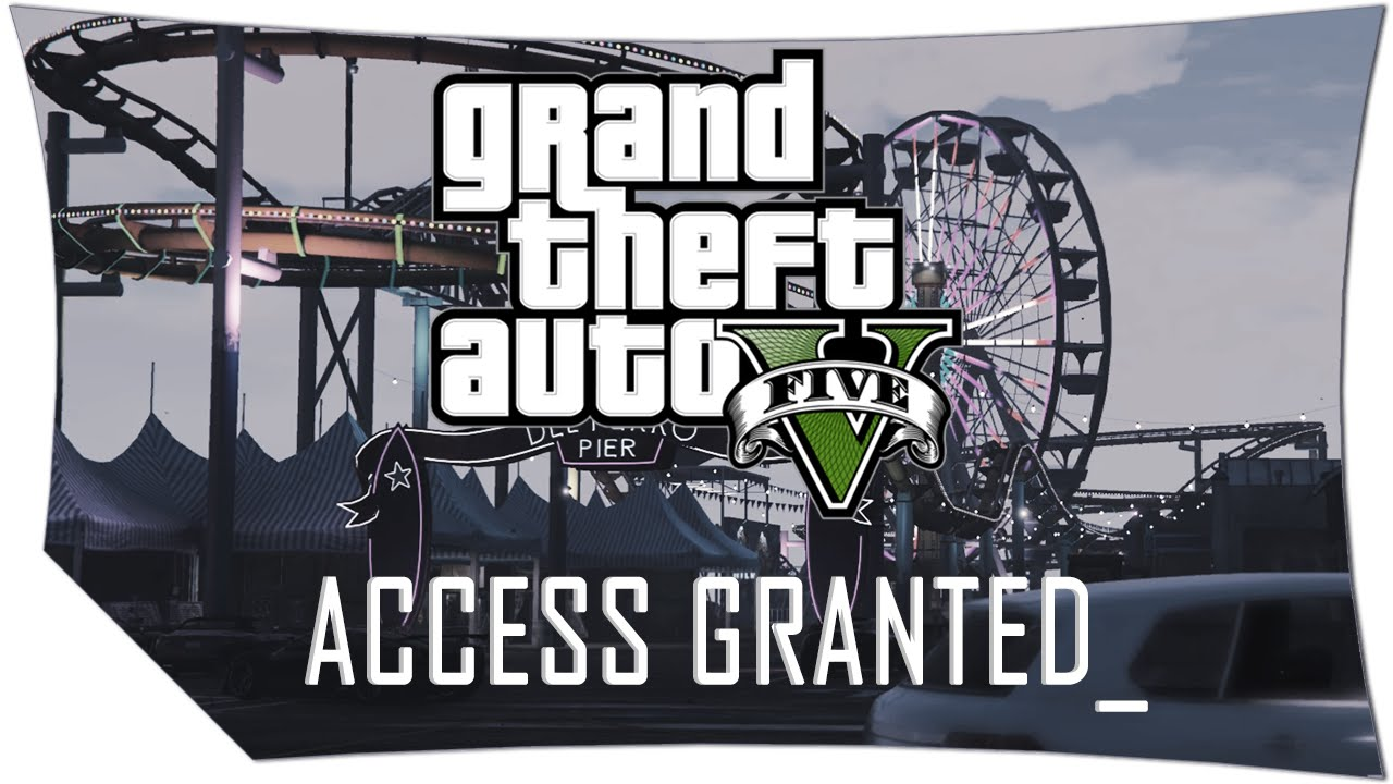 gta v traffic camera timelapse film access granted youtube. Black Bedroom Furniture Sets. Home Design Ideas