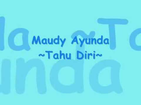 Maudy Ayunda - Tahu Diri (Lyrics) Mp3