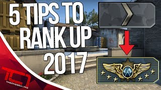 5 TIPS To Rank Up In CS:GO - 2017