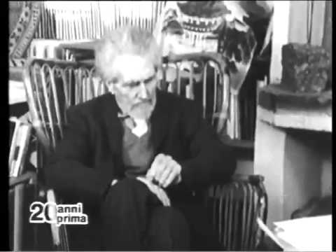 "Pasolini ""stringo un patto con te Ezra Pound"""