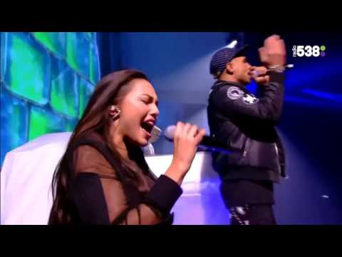 Ayden ft Yellow Claw - Till It Hurts Live @ Jingle Ball Winter Festival 2014