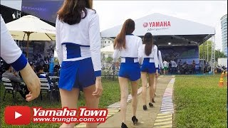 Xe và Người đẹp bốc lửa tại Đại hội Exciter ▶ Yamaha Y-Riders thumbnail