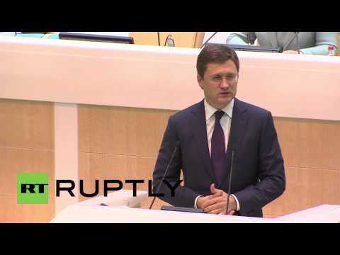 Russia: Energy Minister warns to get tough on unpaid debt