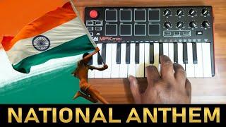 Indian National Anthem | Jana Gana Mana  By Raj Bharath
