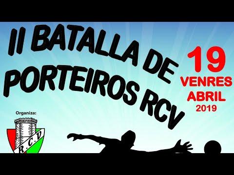 Batalla RCV de porteiros Parte 2