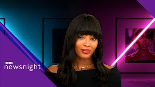 Naomi Campbell: 'Diversity is not a trend' - BBC Newsnight