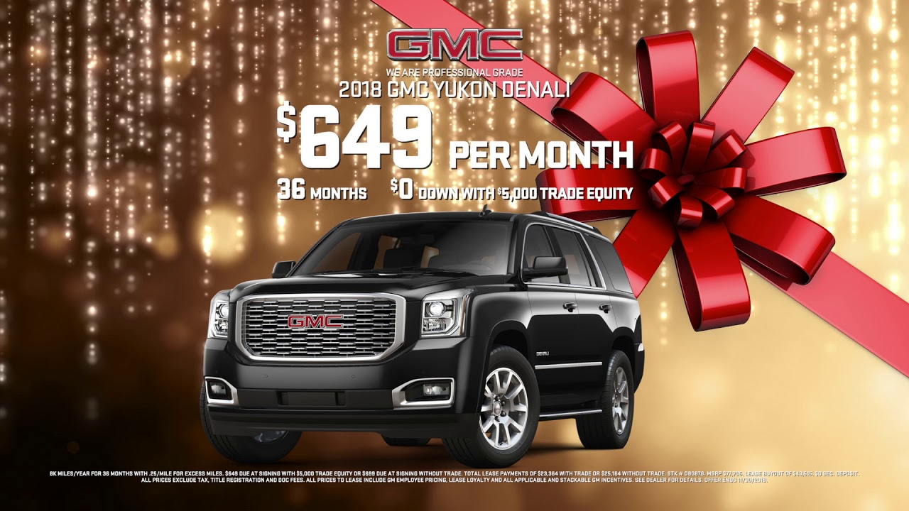 Todd Wenzel Gmc >> Black Friday Sale D Todd Wenzel Buick Gmc Of Westland
