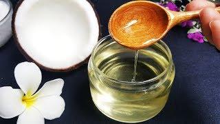 Cách làm Dầu Dừa tại nhà và nhận biết dầu dừa nguyên chất