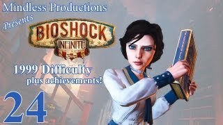 BioShock Infinite 1999 Mode Guide Part 24 Worker Induction Center | WikiGameGuides