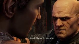 Uncharted Collection: Among Thieves - Chap 23: Lazarevic Threatens Flynn, Chloe Dagger Cutscene