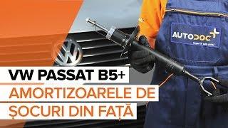 Cum se inlocuiesc amortizoare din față pe VW PASSAT B5+ TUTORIAL | AUTODOC