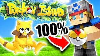 THE NEW MASTERBALL? (Minecraft Pokemon) Pixelmon Island #6
