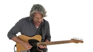 Melodic Improv Guitar Lesson - More Involved Legato Exercises - Allen Hinds