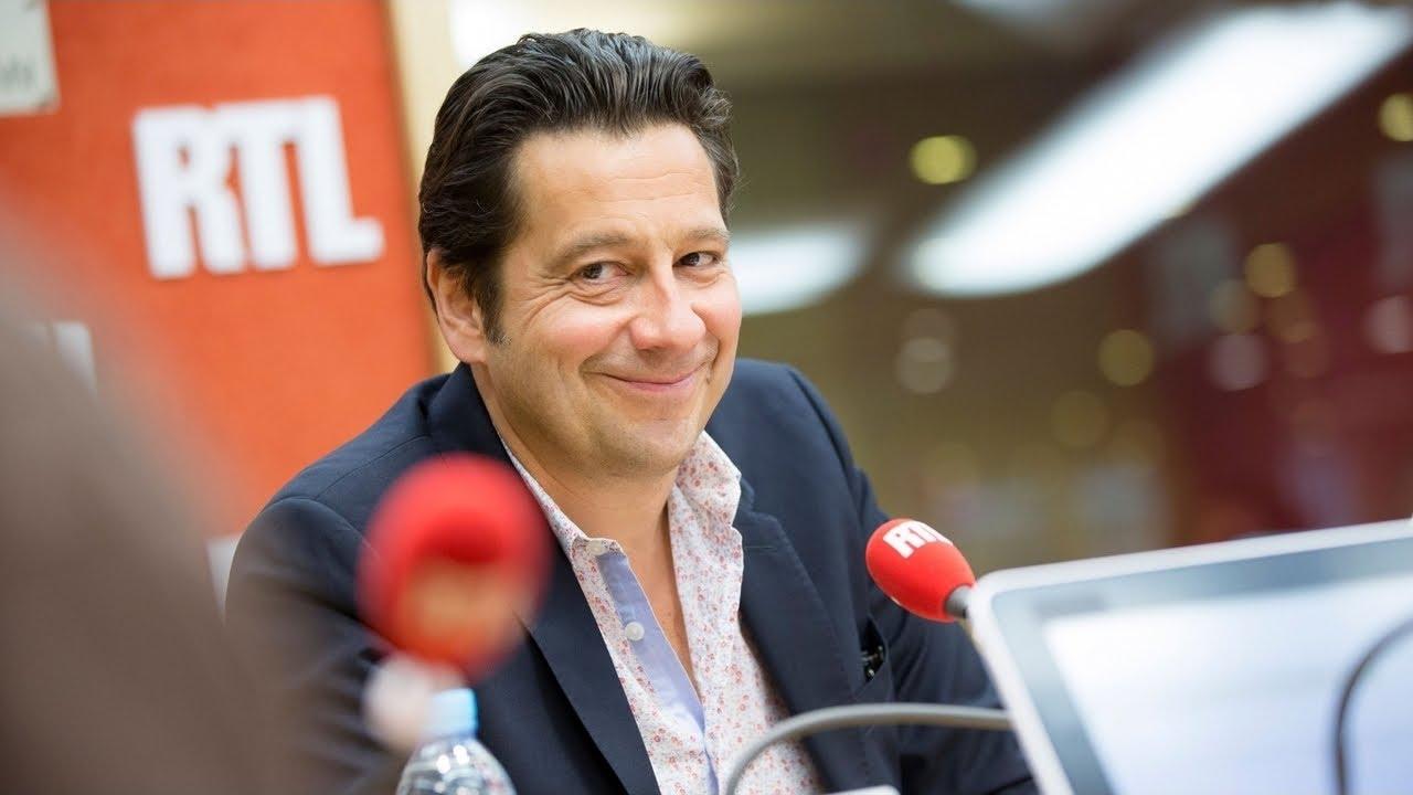 """Laurent Gerra imitant Philippe Chevallier : """"Dites voir, votre téléphone il a les mains libres ?"""""""