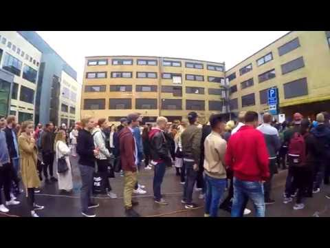Introduction day at the University of Borås